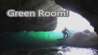 Cave Surfing - Natural Wonder of the World