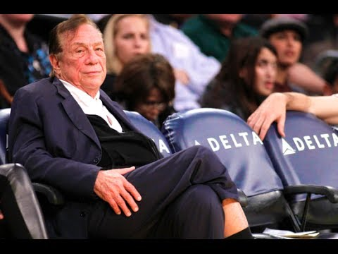 Clippers owner Donald Sterling banned for life from NBA by Commissioner Adam Silver