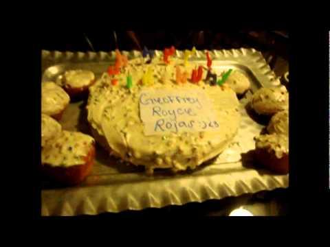 Prince Royce Birthday Cake