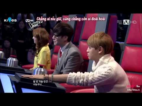 [Vietsub]The Voice Kids Ep 3 HD part 6/10