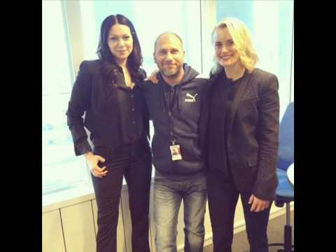 Orange is the New Black - Laura Prepon & Taylor Schilling radio interview