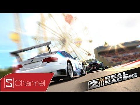 Giới thiệu games GT Racing 2 cho iOS