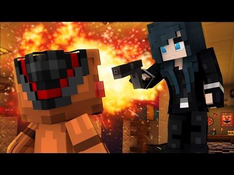 Minecraft Agents - SHOOTING FREDDY FAZBEAR! (Minecraft Roleplay) #1