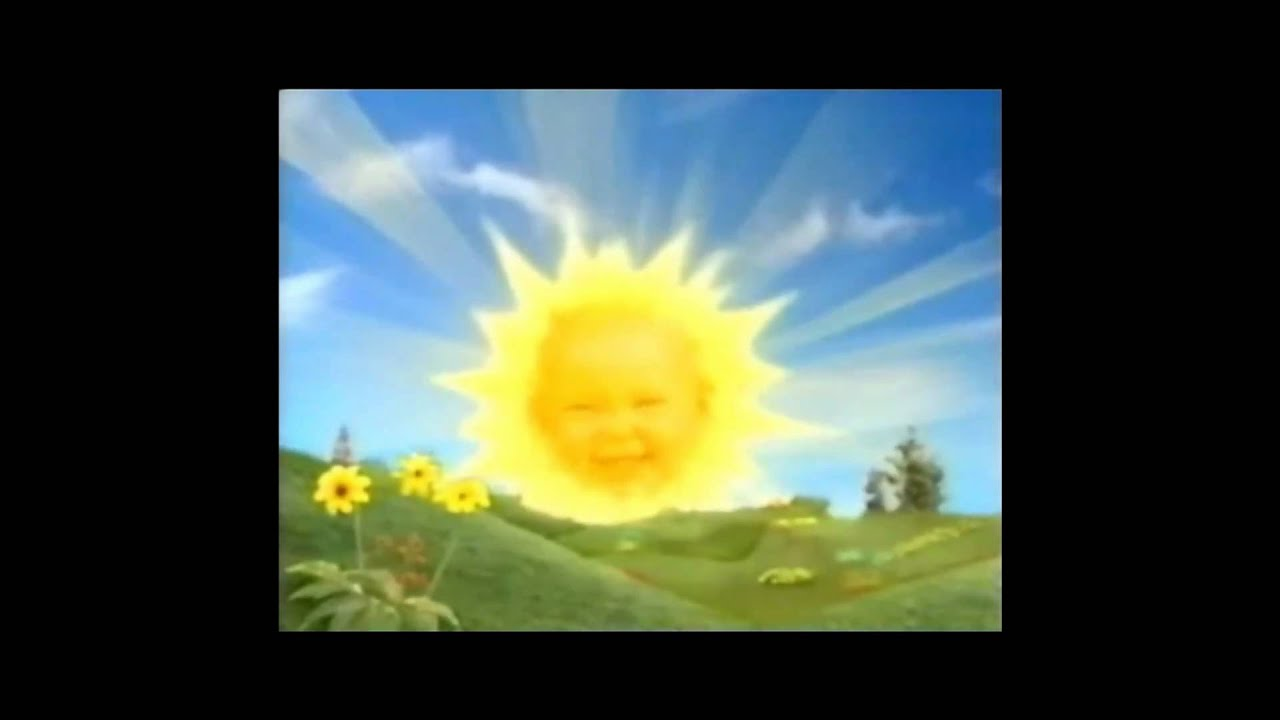Teletubbies Sun Baby Cake Ideas And Designs