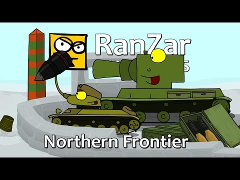 Tanktoon - Severní front