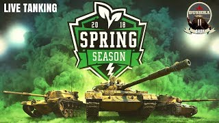 BIG GAME TANKING & GIVEAWAY