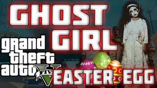 """""""DEAD GIRLS GHOST"""" Easter Egg In GTAV (Grand Theft Auto 5"""
