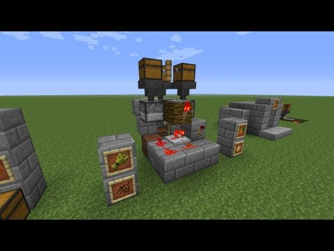 Minecraft - Tutorial: Mini Farm