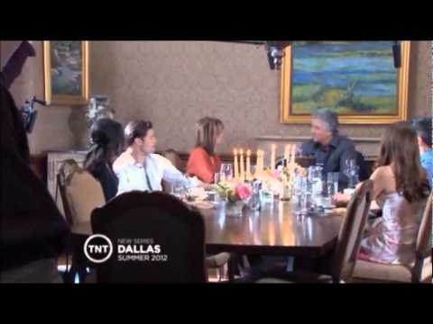 Dallas 2012 - TNT Introduce Teaser - First Look Behind Scenes