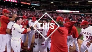 #THIS: Angels aiming for October baseball