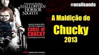 [analisando] A Maldição De Chucky Filme De 2013