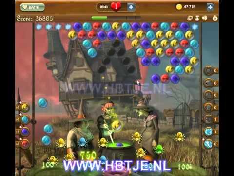 Bubble Witch Saga level 71