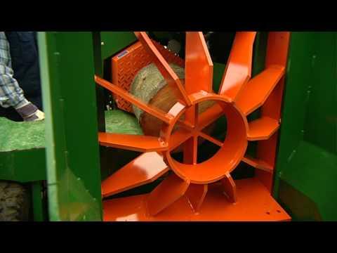 Łuparka do drewna pozioma Splitmaster 35 Spezial Posch