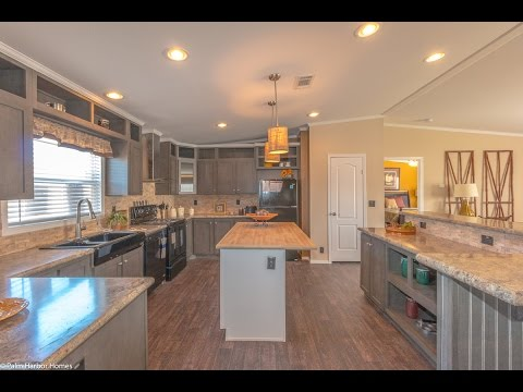 Watch Video of Great New 4 bed 3 Bath Custom Mobile Modular Homes In Lytle TX