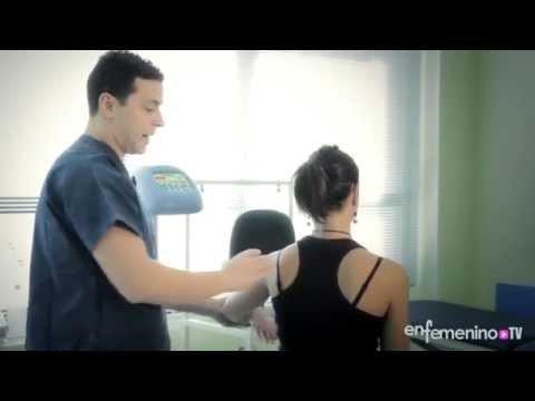 Ejercicios para aliviar las contracturas de los hombros