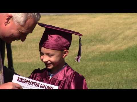 Mooers Elementary Kindergarten Graduation  6-17-21