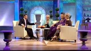 Alan Titchmarsh Throws John McCririck Off His Show
