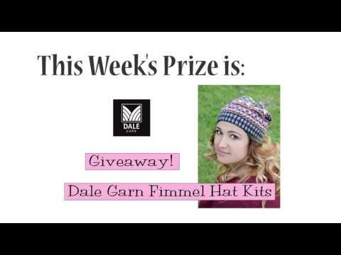 Winners Announced!  Dale Garn Fimmel Hat Kits