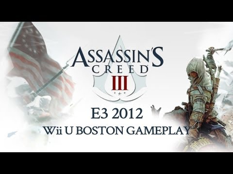 E3 2012 Boston Gameplay Demo (Wii U Demo)