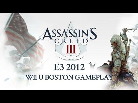 E3 2012 Boston Gameplay Demo (Wii U Demo)