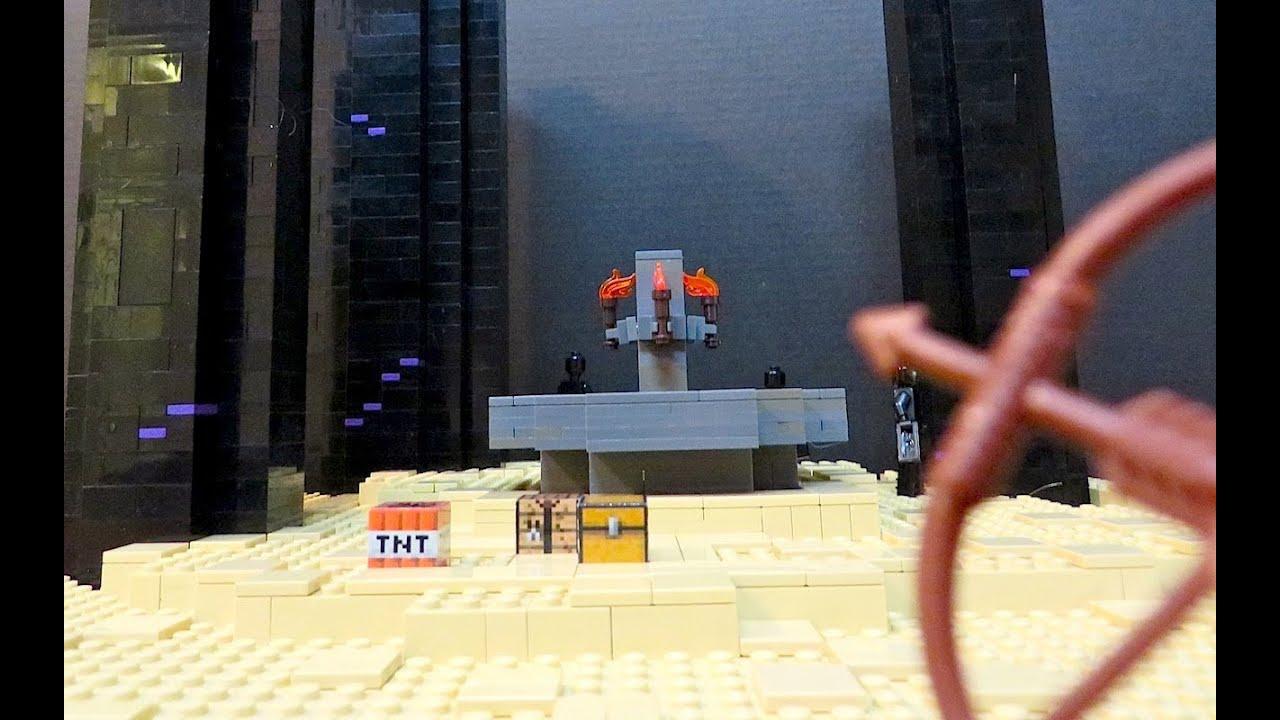 LEGO Minecraft End - Y...