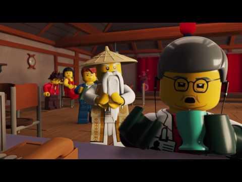 Čaje Mistra Wu - Lego Ninjago