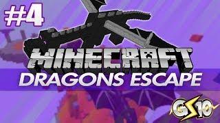 Minecraft Dragon's Escape Mini-Game w/ Graser & Friends! (Game 4)