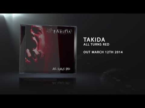 Takida - All Turns Red (Album Teaser)