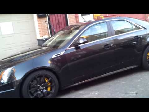 Super Car Cadillac CTS V 20131228 074306