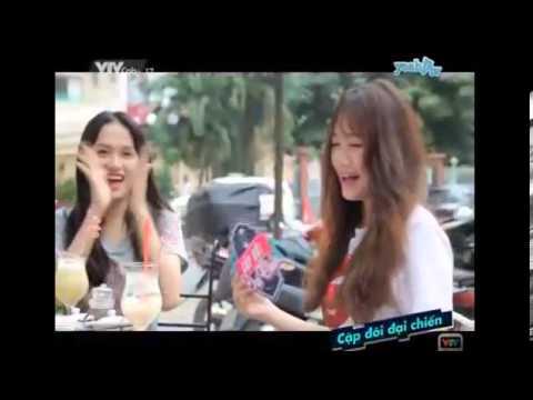 Cặp Đôi Đại Chiến - Hari Won Tiến Đạt & Hương Giang Hồng Phước - Tập 1