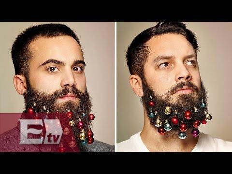 Barbas navideñas para una buena causa/ Entre Mujeres