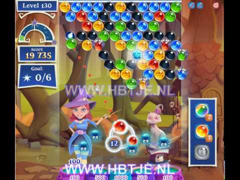 Bubble Witch Saga 2 level 130