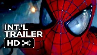 The Amazing Spider-Man 2 Official International Trailer
