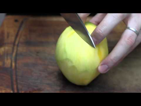 """""""How to Cut a Mango"""" with @LetsFeast"""
