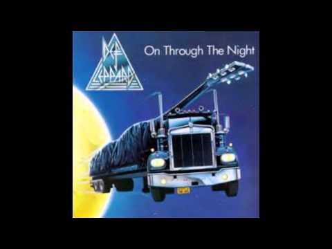 Def Leppard - Hello america (On through the night)