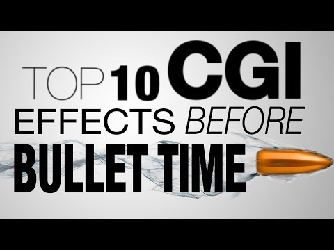 Top 10 Best CGI Moments from Last Century!