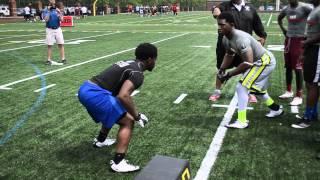 Atlanta NFTC Running Back-Linebackers