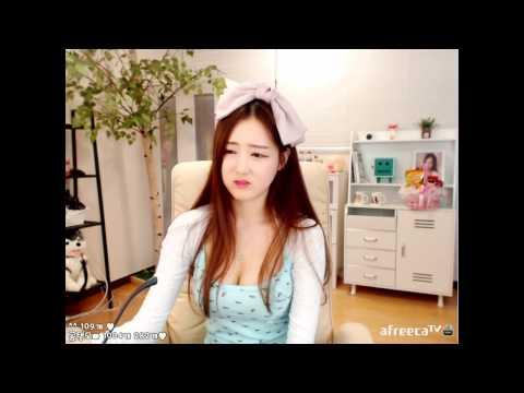 Park Ga Rin 박가린 생방송♥(6/10/2014)Full(Part 1)