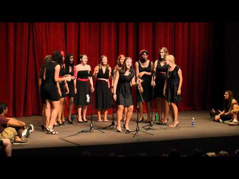 Livin' on a Prayer (Bon Jovi) - Passing Notes - 2011 W&M A Cappella Showcase
