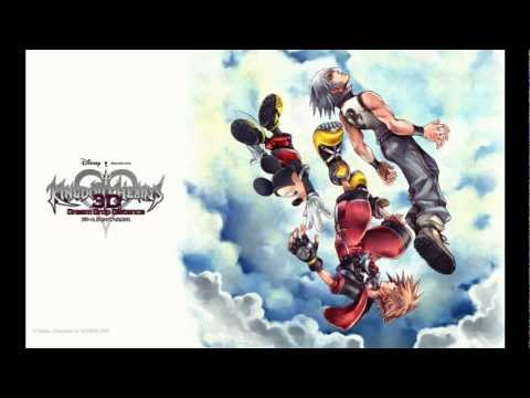 KINGDOM HEARTS 3D [Dream Drop Distance] OST - 07. CALLING -KINGDOM MIX