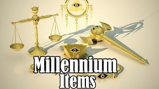 Yu-Gi-Oh! The Millennium Items