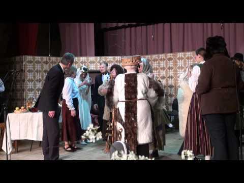 XVI International Mask Tradition Festival, 2015. Group presentations (2)