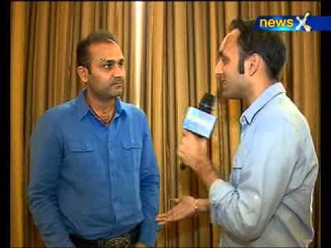 Exclusive Interview of Virender Sehwag