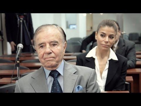 Arranc� este lunes un nuevo juicio oral y p�blico contra Carlos Sa�l Menem