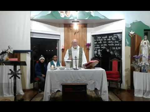 Santa Missa | 20.07.2020 | Segunda-feira | Padre José Sometti | ANSPAZ