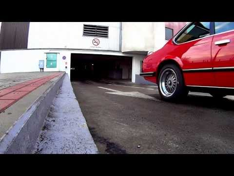 BMW e24 'RedBeauty' - Last ride in 2013