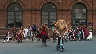 MACKLEMORE & RYAN LEWIS THRIFT SHOP FEAT. WANZ (OFFICIAL
