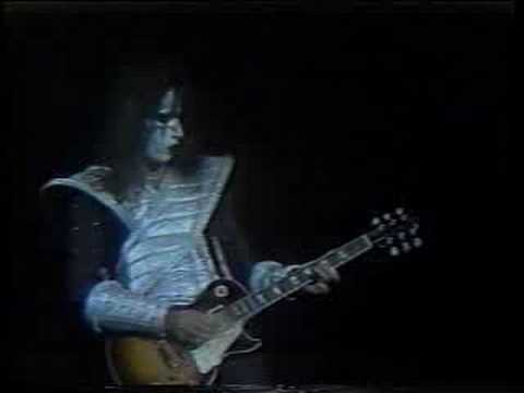 Kiss: Shock me (1977) - YouTube