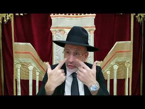Parashat Vayshla'h Le combat d Israël. Pour la refoua chelema de Yossef ben Rahel Berda