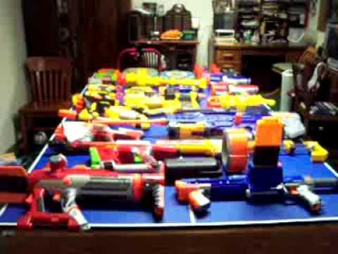 Nerf Gun Arsenal nerf gun arsenal hqdefault jpg
